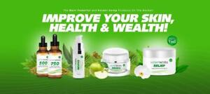 Hemp Oil, Organic, Pure, Potent, Pain Relief - HEMPWORX GLOBAL OFFICIAL