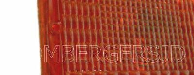 John Deere Lva11259 Red Lens - Jw Speaker - 4010 4115 4210 4410 4520 4710 5205