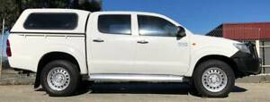 2013 Toyota dual Cab Hilux Kewdale Belmont Area Preview