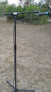 K&M Microphone Stand with boom Pine Mountain Ipswich City Preview
