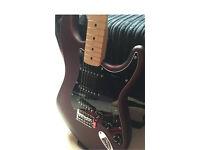 Fender Stratocaster Standard-Satin Finish