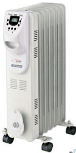 Garrison Oil Heater with LCD Display
