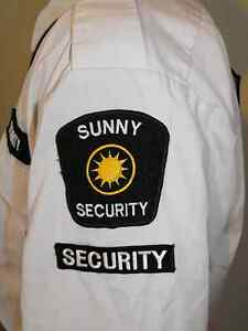 SECURITY SERVICES - ON SITE GUARDS AND MOBILE PATROL