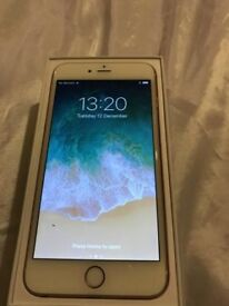 iPhone 6 Plus gold 16gb unlocked boxed