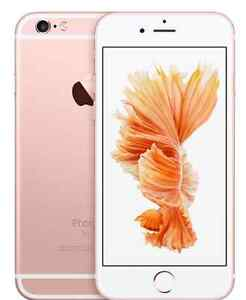 Unlocked IPhone 6 (Rose Gold) - 64 GB,