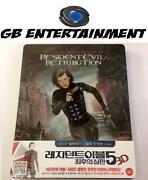 Korea Blu Ray Steelbook