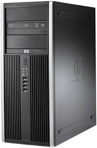 HP Compaq 8100 Elite PC Computer Tower