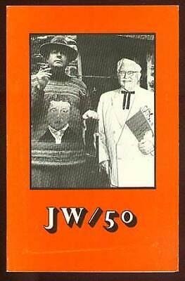 Thomas A CLARK / A 50th Birthday Celebration for Jonathan Williams 1st ed - Thomas First Birthday