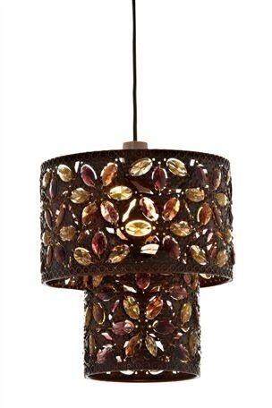 Agra Moroccan Ceiling Light Shade From Next