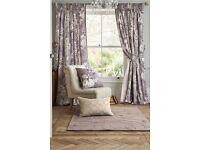 NEXT camellia range curtains