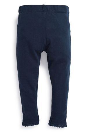Next Lace-Trim Leggings