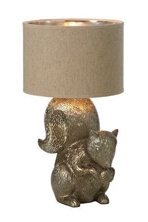 High Quality Next Squirrel Lamp