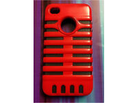 iPhone 4/4s double case