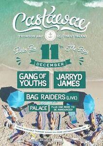 One ticket to Castaway Rottnest Island 11/12/16 Jandakot Cockburn Area Preview