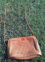 Vintage Italian Leather Purse!
