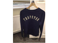 Trapstar jumper- size medium