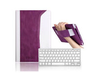 Cover with keyboard for iPad