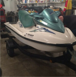 Used 2001 Sea Doo/BRP gti