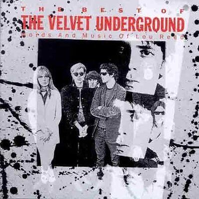 THE VELVET UNDERGROUND The Best Of CD BRAND NEW Words And Music Of Lou