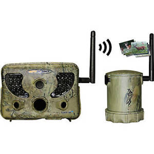 SPYPOINT TINY-WBF Wireless trail Game camera (New in box)