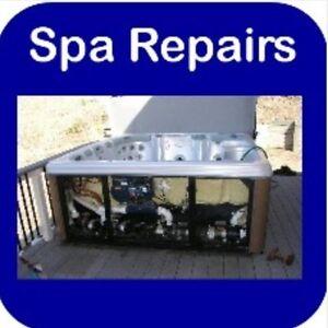 Hot tub service