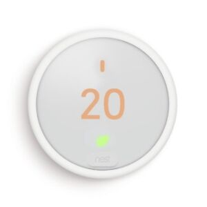 Nest Thermostat E - Practically New in Box