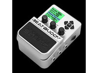 Beatbuddy foot Pedal drum machine with foot switch