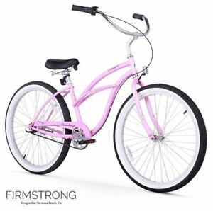 "Firmstrong Urban Beach Cruiser - Woman's Bike - 24"" 3 Speed"