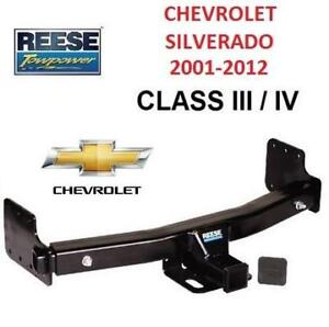 NEW REESE TOWPOWER TRAILER HITCH 06160 220462056 PASSENGER CAR SILVERADO CHEVY SUV VAN AND LIGHT TRUCK TRAILER HITCH