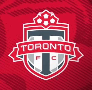 TORONTO FC vs. NY RED BULLS - JULY 1ST - UP TO 4 TICKETS - 200s