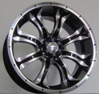 20in Kraken Alloys to suit some 4WDs Toowoomba 4350 Toowoomba City Preview