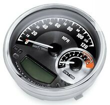 "HD (MPH) 5"" COMB0 SPEEDOMETER / TACHOMETER - HD Part No 70900070B Cheltenham Kingston Area Preview"