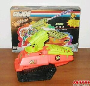 looking for gi joe seping tank