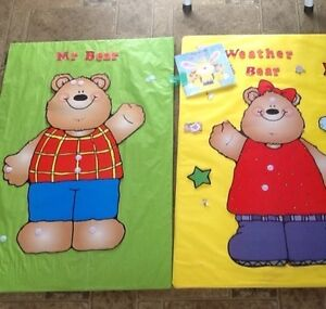 Mr and Mrs Weather Bear Peterborough Peterborough Area image 1