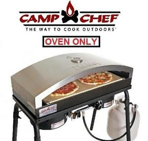 """NEW CAMP CHEF 16"""" PIZZA OVEN PZ90 202428656"""