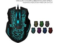 Gaming mouse (Havit magic eagle game series edition)