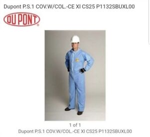 Coverall Proshield 1 blue