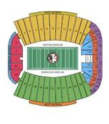 Florida State Football Tickets