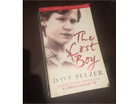 The Lost Boy- By Dave Pelzer