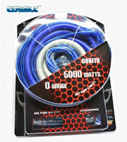 ORION 0 GUAGE POWER WIRE KIT $99. EACH BRAND NEW IN PKG