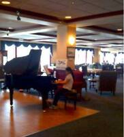 Piano Lessons at Lesson Studio