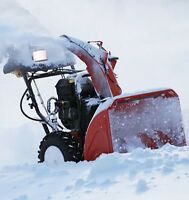 Residential Snow Clearing - GP/Clairmont