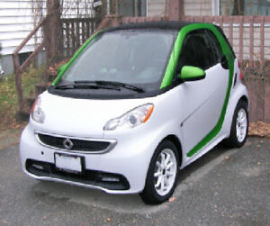 2013 Smart Fortwo Electric Drive Coupe (2 door)