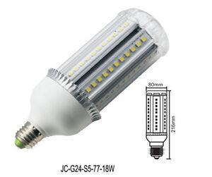 SMD G24 LAMP/CORN BULBS