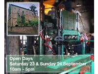 Free open days – Hetty Winding Gear, Pontypridd