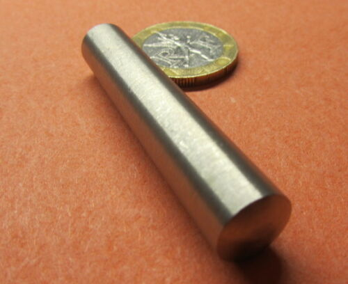 """Stainless Steel Taper Pin No 7 .409 Large End x .367 Small End x 2.00"""" L, 3 Pcs"""