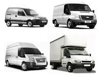 24-7 URGENT MAN&VAN House/OFFICE MOVERS/HANDYMAN BIKE Delivery DUMPING Service &Hire 7.5LUTON TRUCK
