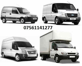 MAN WITH VAN . HOUSE / OFFICE REMOVAL .LUTON VAN HIRE. HOUNSLOW