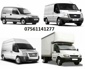 Man with van. House / office removal. Luton van hire .Camdon town