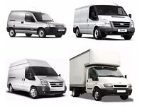 Man and Van Removals/Collection/Delivery/Move from £14p/h